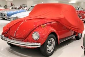 Volkswagen Käfer Autoabdeckung - Maßgeschneidert - Rot