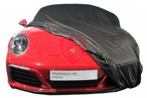 Porsche 911 991 Wasserdichte Vollgarage - Star Cover - Spiegeltaschen