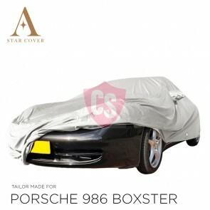 Porsche Boxster 986 Wasserdichte Vollgarage - Star Cover - Spiegeltaschen
