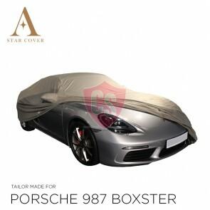 Porsche Boxster 987 Wasserdichte Vollgarage - Star Cover - Spiegeltaschen