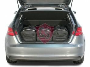 Audi A3 Sportback (8V) E-Tron 2014-heute 5T Car-Bags Reisetaschen