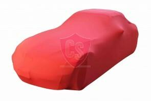 BMW Z3 Autoabdeckung - Maßgeschneidert - Rot