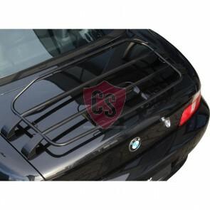 BMW Z3 Roadster Gepäckträger | Limited Wood | 1999-2003 | Schwarz