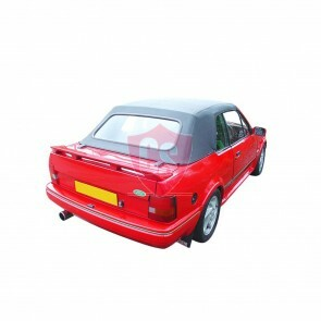 Ford Escort MK3 & MK4 PVC Verdeck 1983-1991