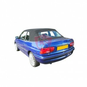 Ford Escort 2 Cabrio Stoff Verdeck 1992-1998