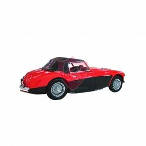Austin Healey 100-6 BN4, 3000 BT7 1957-1962 - Stoff Verdeck Stayfast®