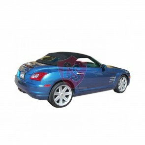 Chrysler Crossfire 2003-2008 - Stoff Verdeck Mohair®