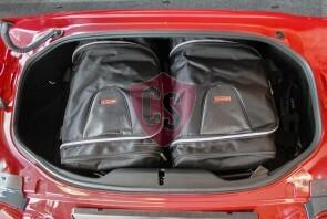 Abarth 124 Spider 2016-2019 Reisetaschen Kofferset