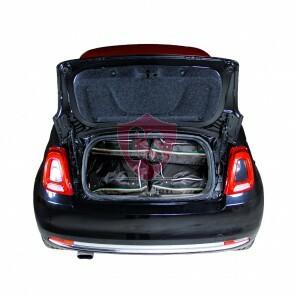 Fiat / Abarth 500 - 500C 2007-2019 Reisetaschen Kofferset