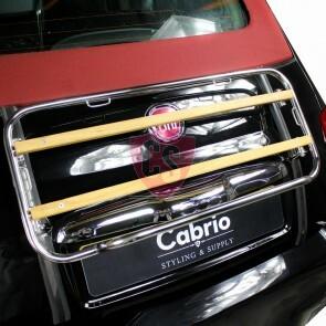 Fiat 500C Gepäckträger Riva edizione 2009-heute