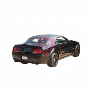 Ford Mustang 5 Stoff Verdeck 2005-2012 - Schwarz