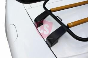 Porsche Boxster 981 LIMITED EDITION Gepäckträger schwarz 2012-2016