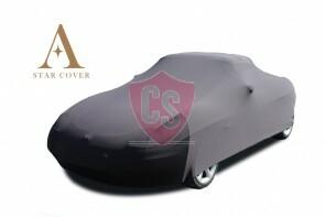 Fiat Barchetta Autoabdeckung - Maßgeschneidert - Schwarz