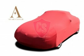 Fiat Barchetta Autoabdeckung - Maßgeschneidert - Rot