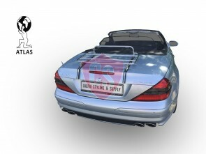 Mercedes-Benz SLK & SLC R172 Gepäckträger 2011-heute