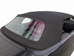 BMW E36 Stoff Verdeck - Seitentaschen 1993-2000