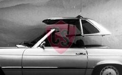 Mercedes-Benz R107 SL Hardtop Deckenlift