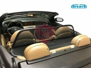 Lexus SC 430 Spiegel Design Windschott - Schwarz 2001-2010