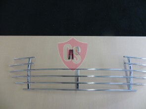 Front Grill Mazda MX-5 ND/RF - Chrome Tube 2