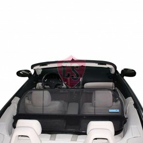 Lexus IS 250C Aluminium Windschott - Schwarz 2006-2013