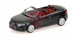 Audi A3 Cabriolet Grau Metallic 1:43 Minichamps