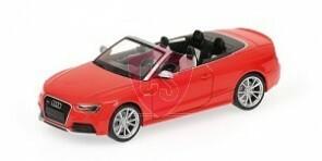 Audi RS5 Cabriolet Rot 1:43 Minichamps