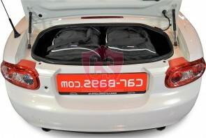 Mazda MX-5 NC 2005-2015 Reisetaschen Kofferset
