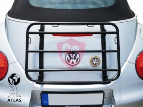 Volkswagen New Beetle Cabrio Gepäckträger 2003-2010 in Schwarz