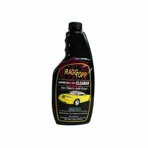 RaggTopp Cabrio Stoff- & Vinyldach-Reiniger