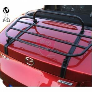 Mazda MX-5 ND Roadster Gepäckträger - BLACK EDITION 2015-heute