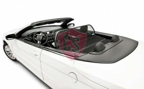 Chrysler Sebring US Model Windschott - Schwarz 2007-2010