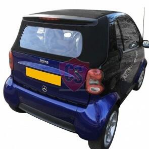 ORIGINAL Heckscheibenteil Smart ForTwo Cabrio A450 2000-2004