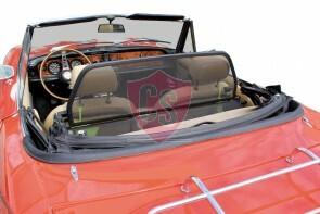 Fiat 124 Spider Windschott Doppelrahmen 1966-1985