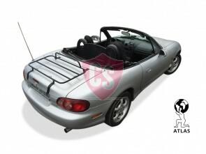 Mazda MX-5 NB Gepäckträger - BLACK EDITION 1998-2005