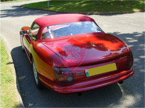 TVR Chimeara Stoff Verdeck 1992-2003