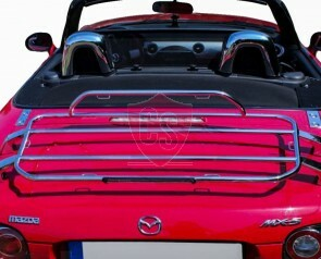Original Mazda MX-5 NC Roadster (Stoff Verdeck) Gepäckträger 2006-2014