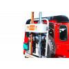 Reserverad Skiträger Geländewagen   FABBRI GRINGO SKI