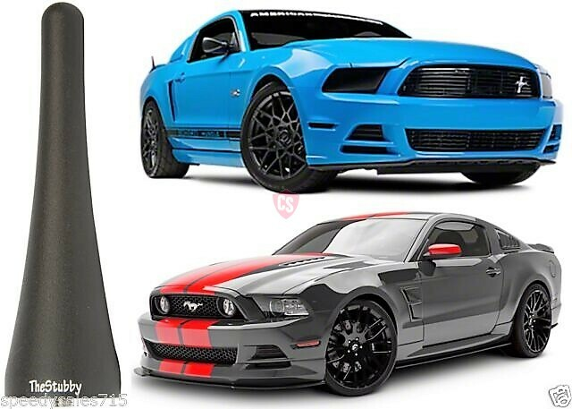 kurzstab antenne the stubby ford mustang 5 facelift. Black Bedroom Furniture Sets. Home Design Ideas