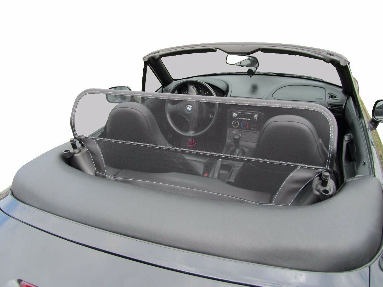 Bmw Z3 Roadster Windschott Schwarz 1996 2003 Cabrio Supply