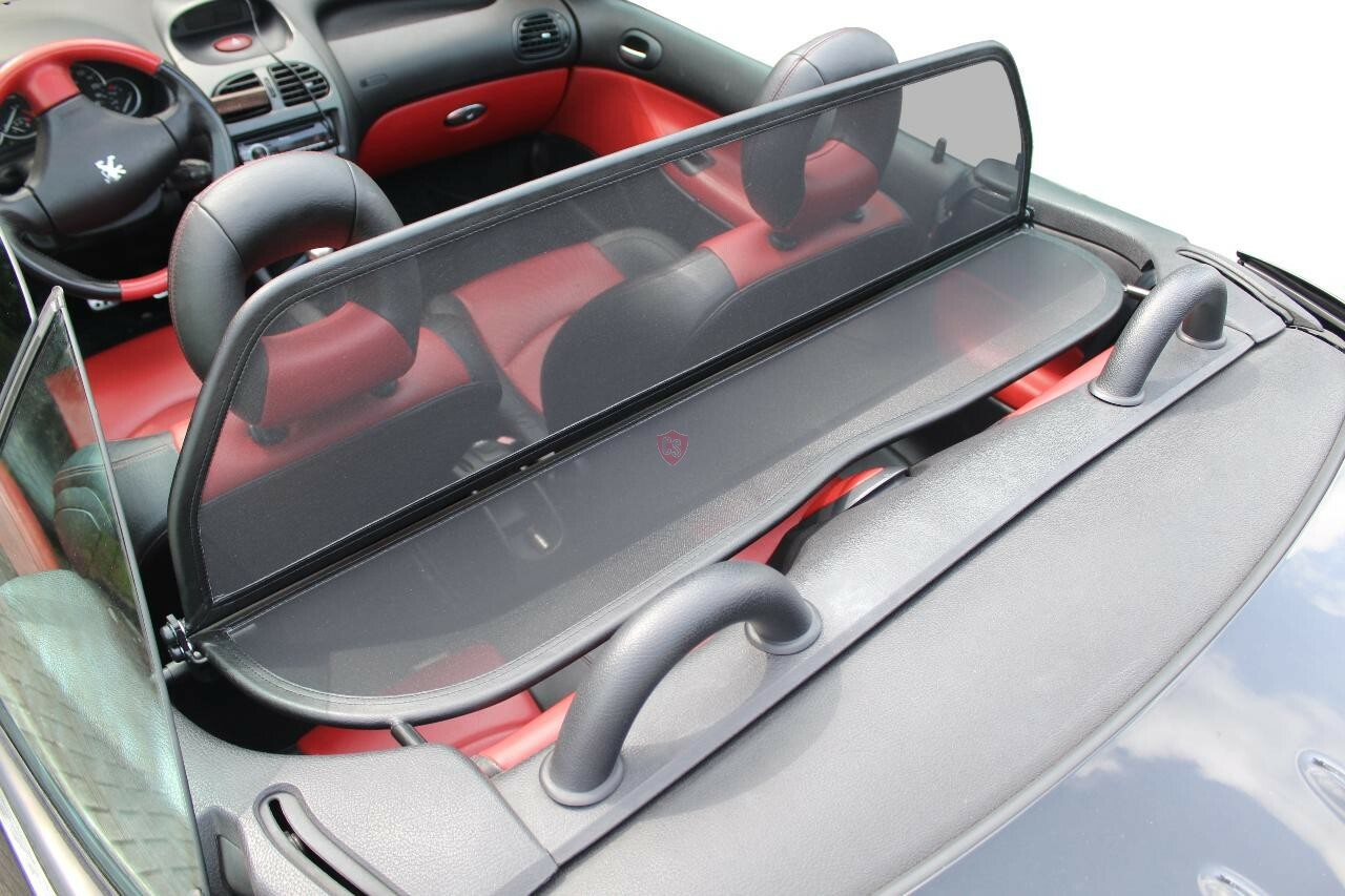 peugeot 206 cc windschott 2000 2006 cabrio supply. Black Bedroom Furniture Sets. Home Design Ideas