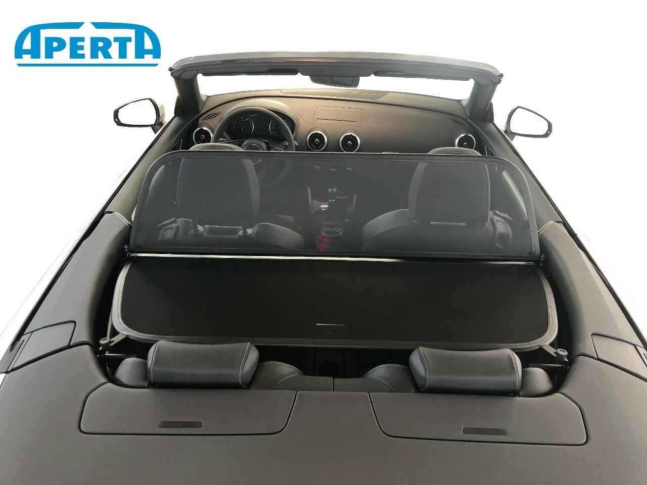 audi a3 8v7 windschott 2014 heute cabrio supply. Black Bedroom Furniture Sets. Home Design Ideas