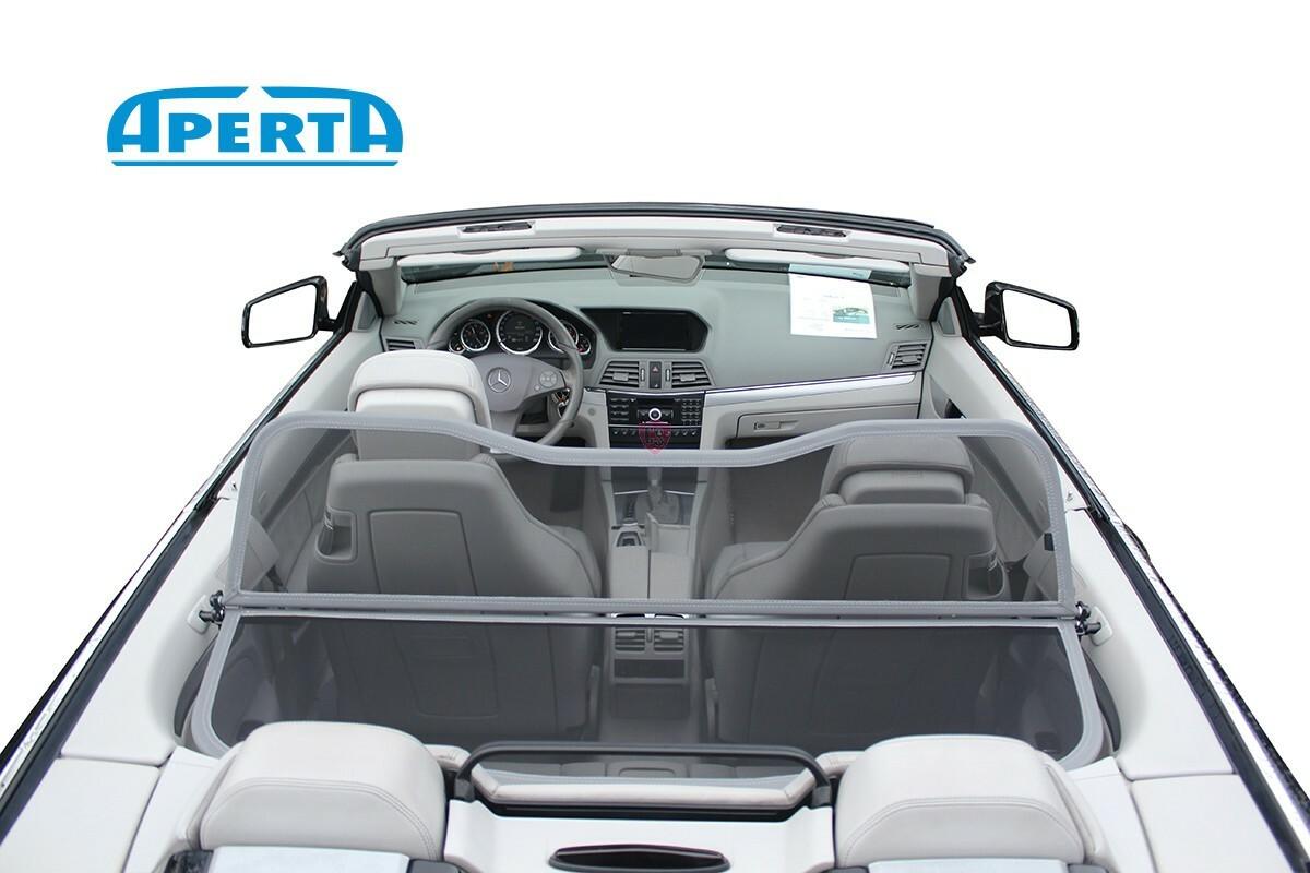 mercedes benz e klasse a207 windschott 2010 2016 cabrio. Black Bedroom Furniture Sets. Home Design Ideas