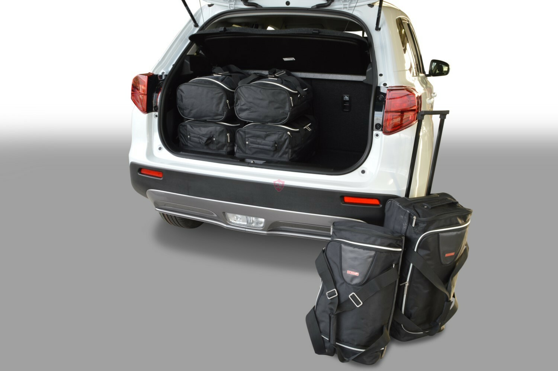 suzuki vitara iv 2015 heute car bags reisetaschen cabrio. Black Bedroom Furniture Sets. Home Design Ideas