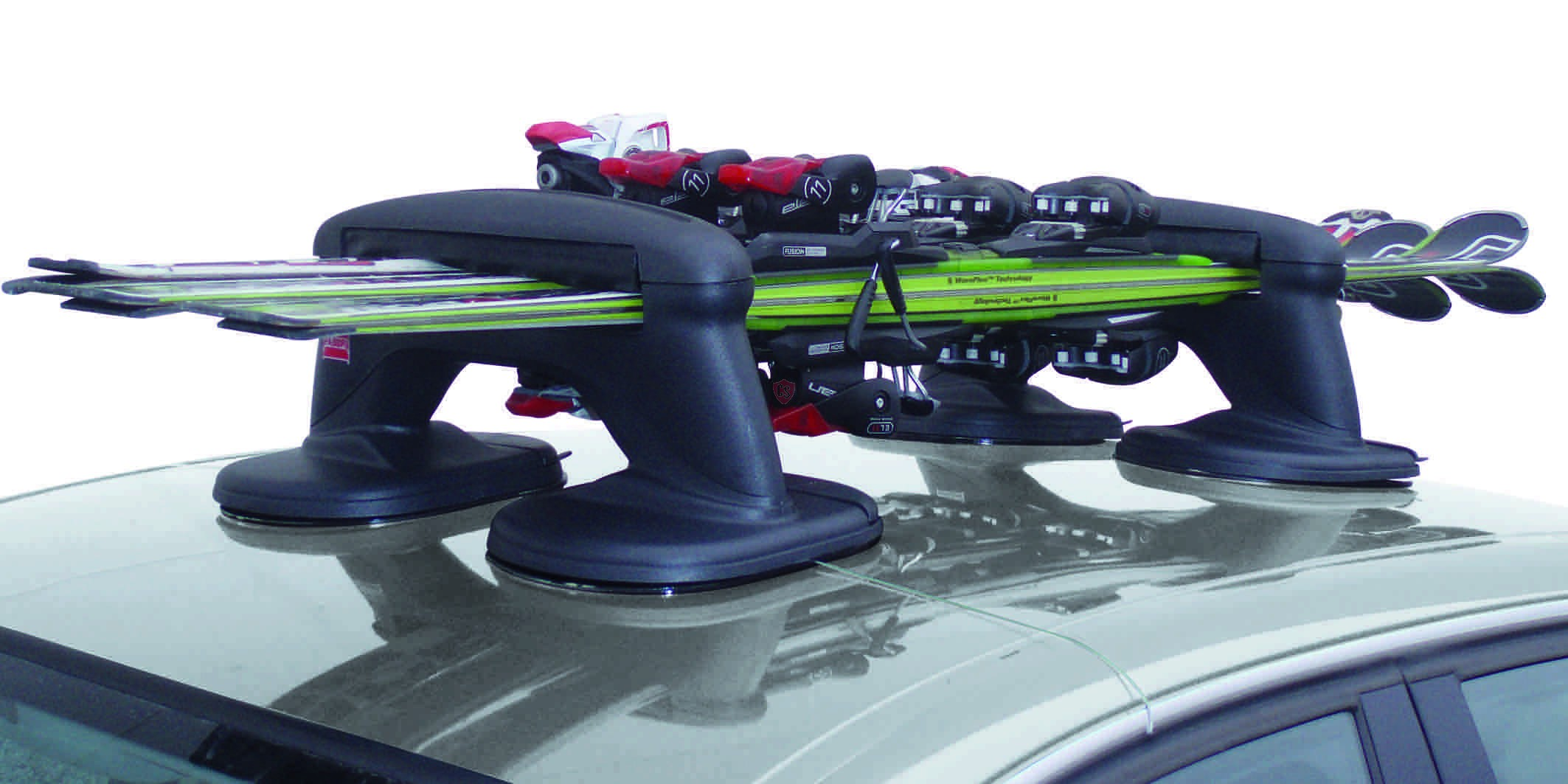 magnetische ski und snowboard tr ger fabbri taco. Black Bedroom Furniture Sets. Home Design Ideas