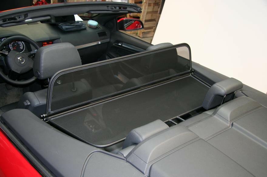 AUTOSTYLE 1098 Windschutz f/ür Opel Astra H Cabriolet Twintop