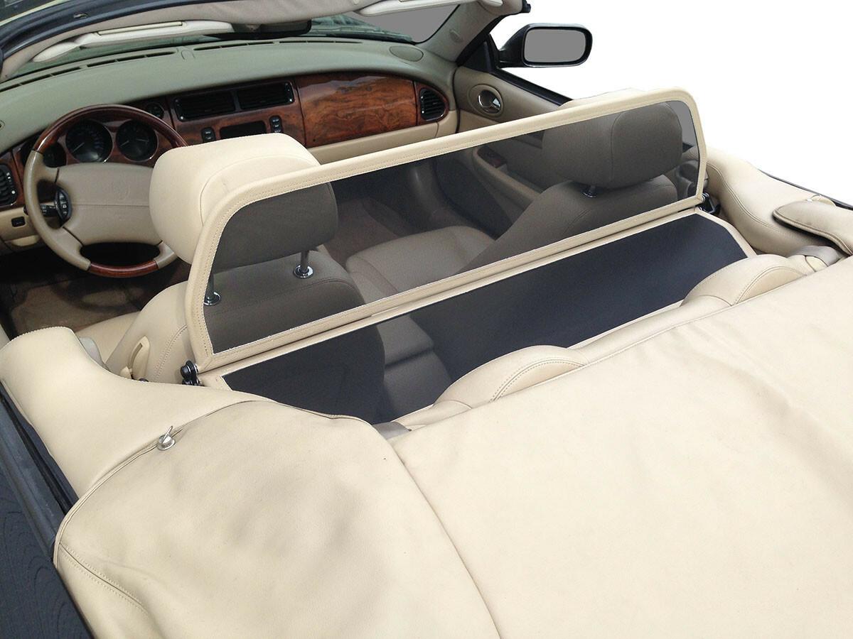Jaguar XK8 / XKR X100 Windschott - Beige 1996-2006 | Cabrio Supply
