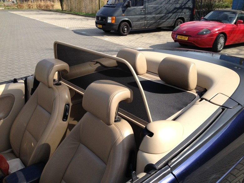 saab 900 ii ng windschott 1994 1998 in die farbe beige windschutz neu cabrio ebay. Black Bedroom Furniture Sets. Home Design Ideas