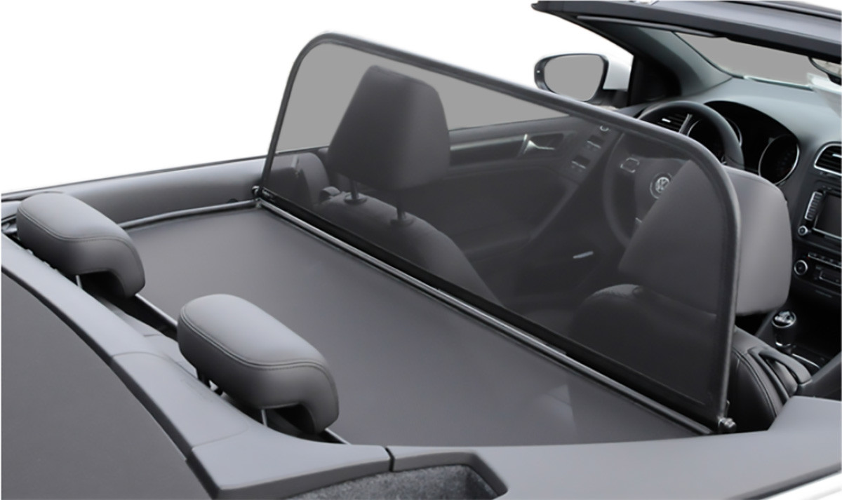 windschott volkswagen golf 6 cabrio 2011 2016 windstop 517. Black Bedroom Furniture Sets. Home Design Ideas